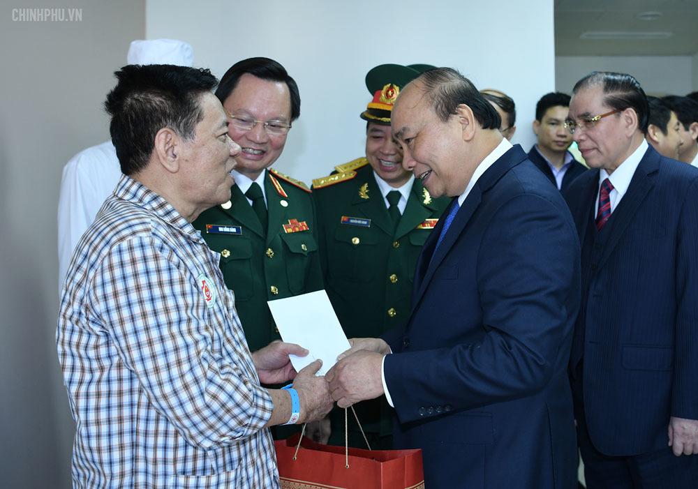 Thủ tướng đánh giá cao nỗ lực sớm đạt đẳng cấp quốc tế của BV 108