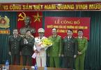 Bộ trưởng công an bổ nhiệm Phó giám đốc công an Hưng Yên