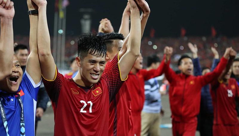 Tuyển Việt Nam,HLV Park Hang Seo,HLV Lê Thuỵ Hải,VCK Asian Cup 2019