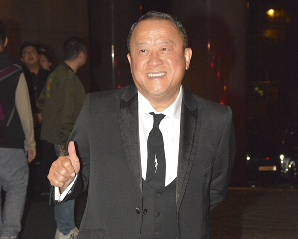 Dàn sao Hong Kong đình đám dự tiệc sinh nhật ông trùm xã hội đen