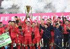 """Thầy trò HLV Park Hang Seo """"khuynh đảo"""" top sự kiện bóng đá 2018"""