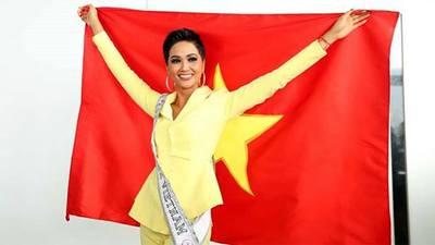 Người đàn ông đặc biệt của H'Hen Niê ở Hoa hậu Hoàn vũ 2018