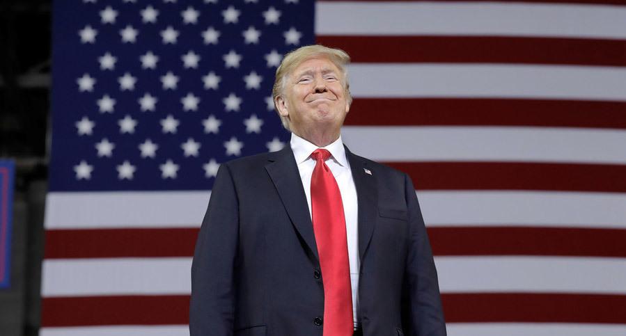 Ông Trump 'chê' Pháp, Trung Quốc