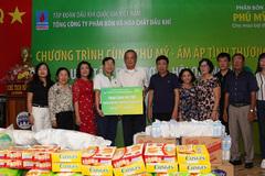 PVFCCo tặng quà Trung tâm bảo trợ xã hội Quảng Nam