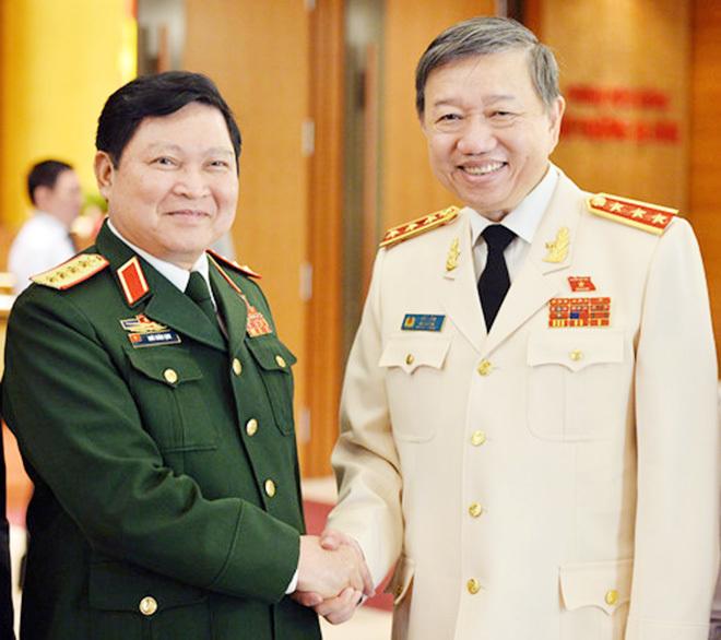 Bộ trưởng Tô Lâm,Tô Lâm
