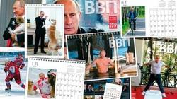 Lịch Putin bán chạy tại Nhật Bản
