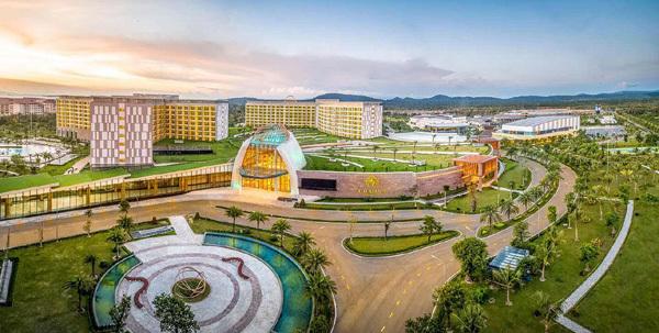 Casino - cú hích cho bất động sản nghỉ dưỡng Phú Quốc