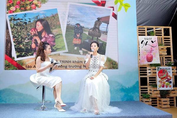 Táo Aomori Nhật Bản lên kệ siêu thị Việt