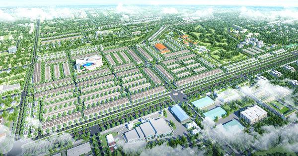 Ra mắt KĐT phức hợp - cảnh quan Cát Tường Phú Hưng