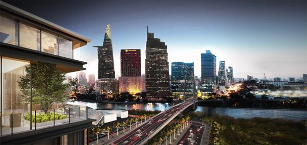 Ra mắt giai đoạn 1 dự án The Metropole Thủ Thiêm