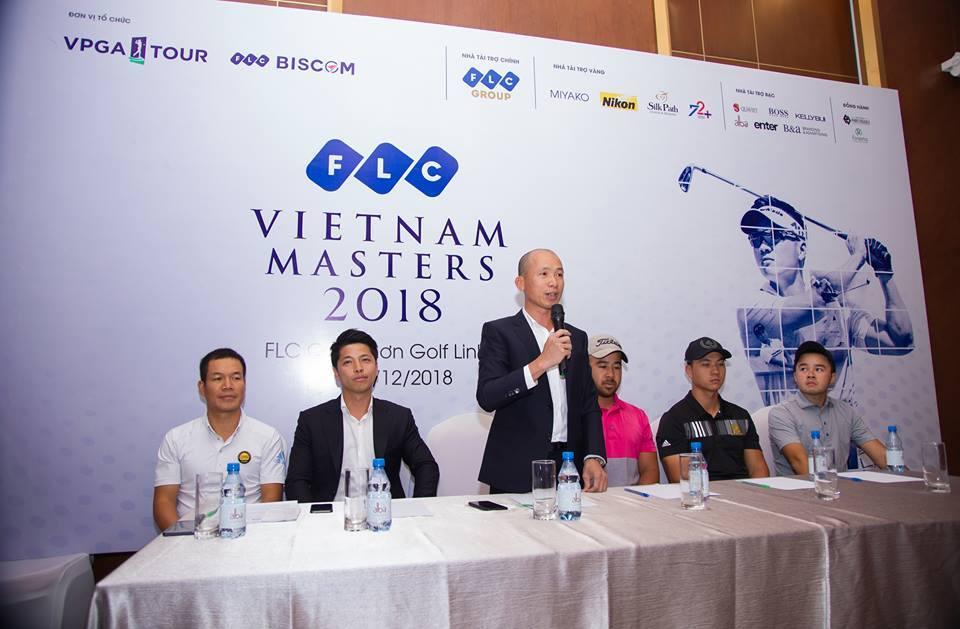 FLC Vietnam Masters 2018: Sẵn sàng với thử thách thời tiết