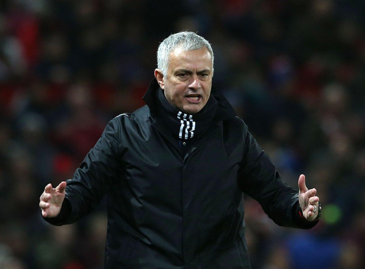MU,Jose Mourinho,Mourinho bị sa thải