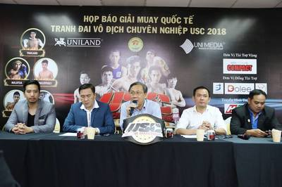 Nguyễn Trần Duy Nhất tranh đai vô địch USC