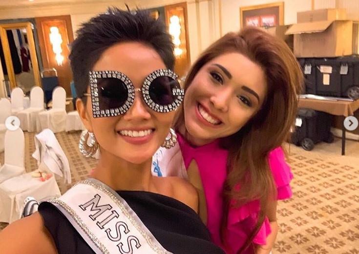 H'Hen Nie tiết lộ hậu trường chưa từng biết về Hoa hậu Hoàn vũ 2018