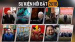 10 sự kiện nổi bật năm 2018