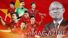 Bóng đá Việt Nam và những chuyện cổ tích năm 2018