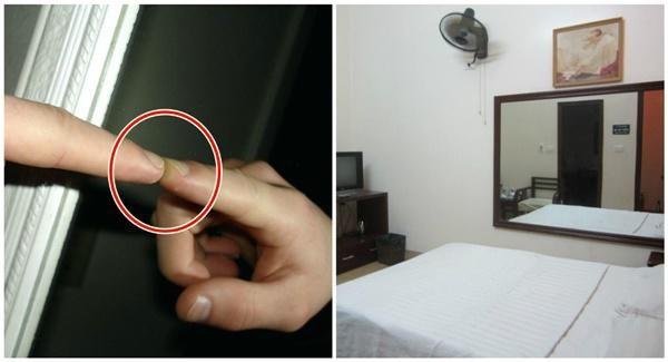 đồ dùng khách sạn