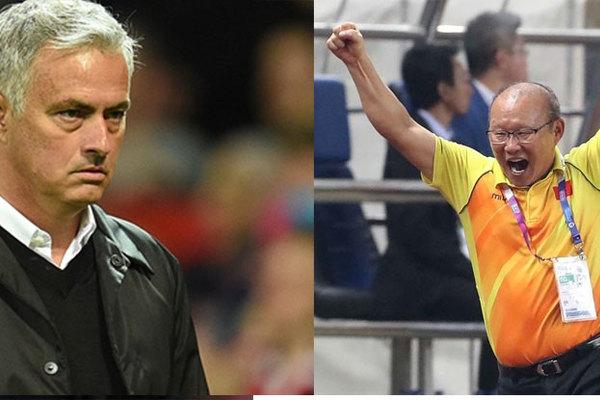 """Mourinho bị MU sa thải: Xem thường """"tuyệt chiêu"""" của thầy Park"""