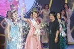 Thạc sĩ 49 tuổi đăng quang Người mẫu quý bà Việt Nam 2018
