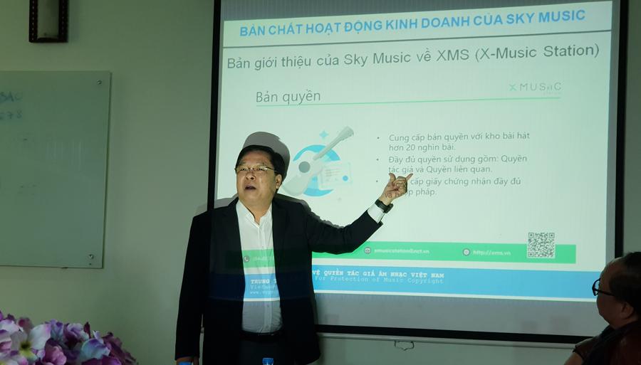 Không bồi thường VCPMC 3,3 tỷ đồng, Sky Music bị kiện ra toà