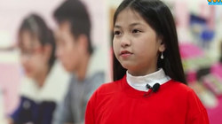 Học sinh tiểu học thể hiện kỹ năng tiếng Anh ấn tượng