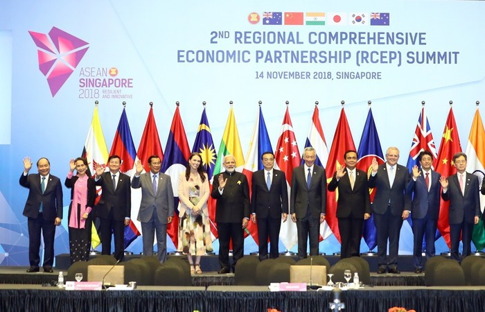 Nỗ lực cho đàm phán RCEP