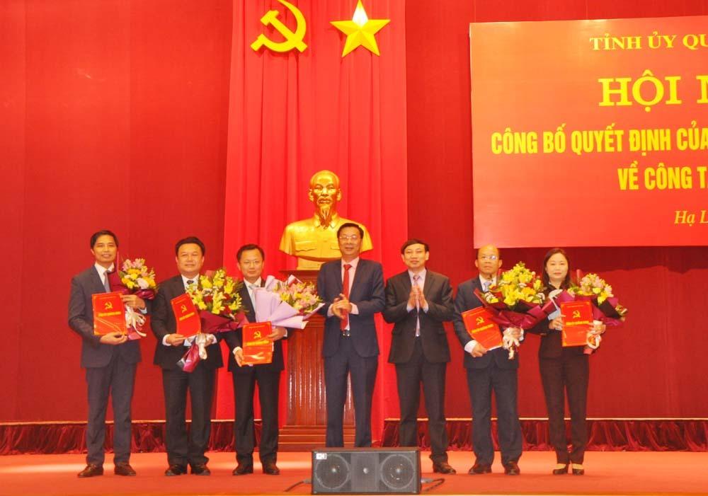 Trưởng Ban Tuyên giáo Tỉnh ủy làm Phó Chủ tịch UBND Quảng Ninh