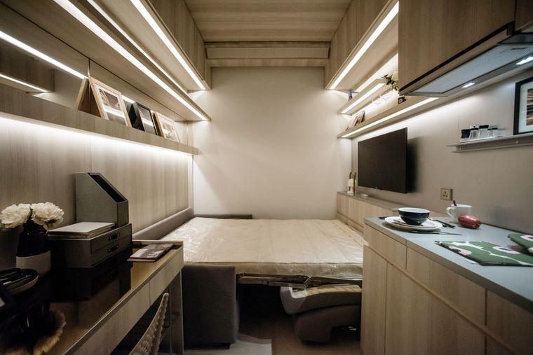 Hong Kong,căn hộ nhỏ,đầu tư bất động sản