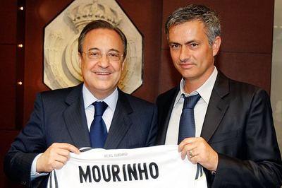Vừa bị MU sa thải, Mourinho lập tức đàm phán trở lại Real Madrid