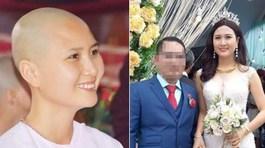 Sự thật về câu chuyện mỹ nhân Hoa hậu Việt Nam xuống tóc đi tu bị tố giật chồng