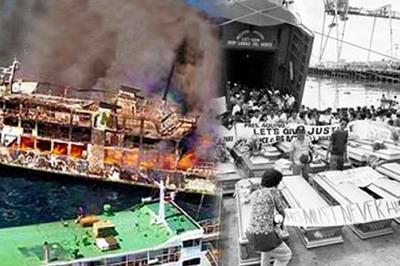 Ngày này năm xưa: Thảm kịch đường thủy kinh hoàng nhất lịch sử