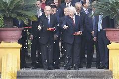 Quốc vương Campuchia thăm nghỉ dưỡng tại Việt Nam