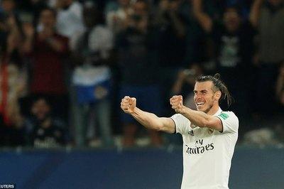 Bale lập hat-trick, Real vào chung kết FIFA Club World Cup