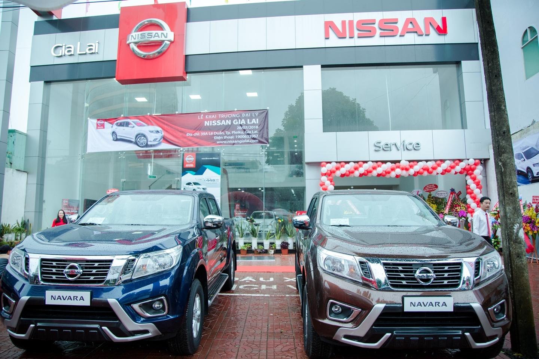 Nissan,Ô tô Nissan,Tan Chong