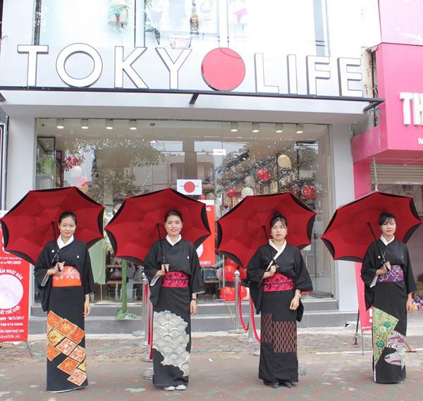 Tổ chức Xúc tiến thương mại Jetro Nhật hợp tác với TokyoLife