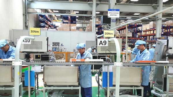 Cách mạng Công nghiệp 4.0,Nhà máy thông minh