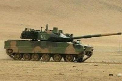 Xe tăng hạng nhẹ kiểu mới của TQ lần đầu lộ diện