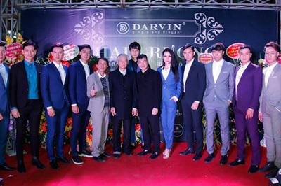 Darvin - thương hiệu được quý ông ưa chuộng