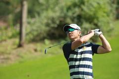 Trần Lê Duy Nhất bứt phá ở vòng 2 FLC Vietnam Masters 2018