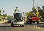 Ra mắt dịch vụ  ô tô giao hàng không người lái đầu tiên