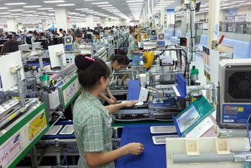 Chen chân vào chuỗi toàn cầu: Việt Nam thành công xưởng thế giới