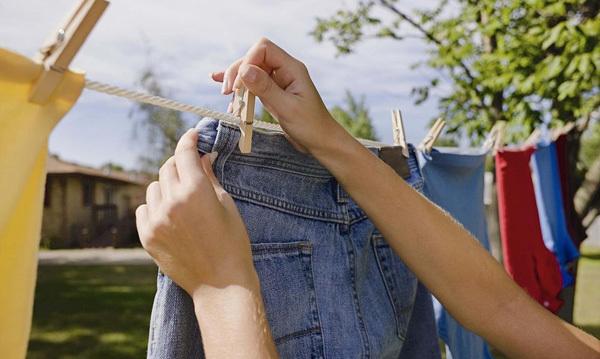 Bí quyết áo quần tinh tươm của người bận rộn