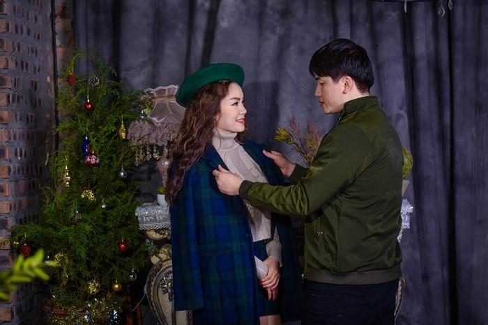 Nguyễn Ngọc Anh đón Noel ngọt ngào bên tình trẻ Tô Minh Đức
