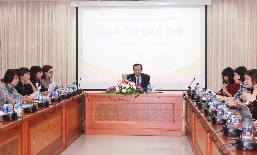 Kiều bào kết nối nguồn lực quốc tế, đóng góp tri thức cho đất nước