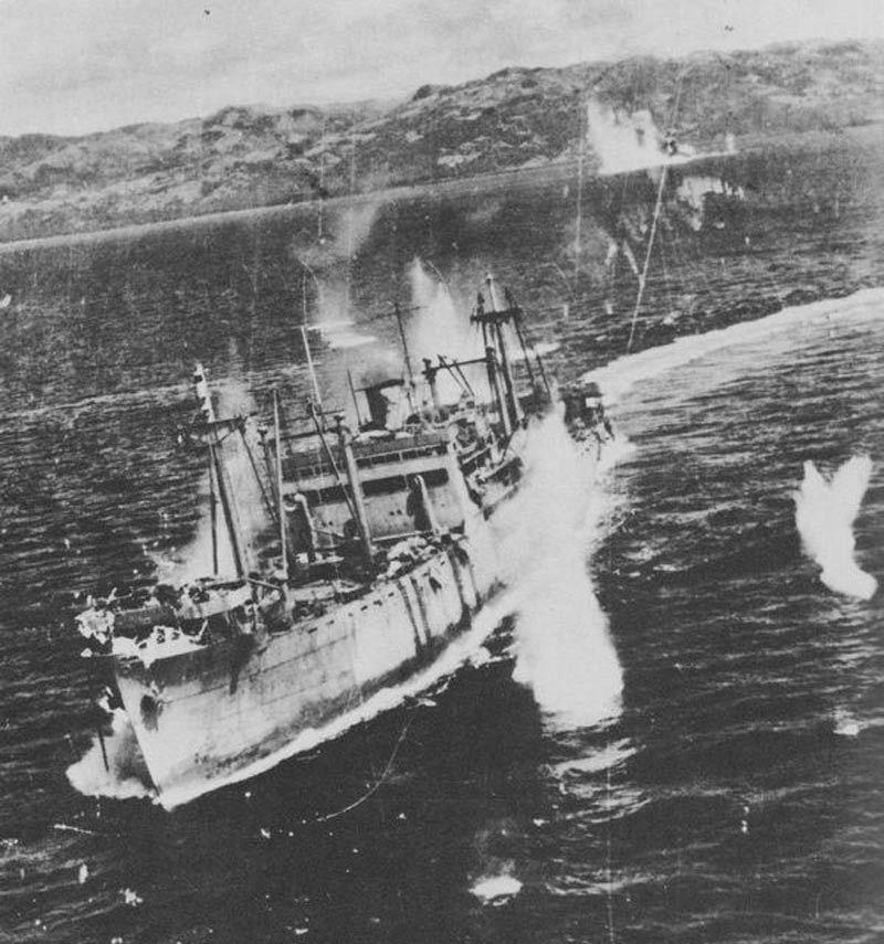Ngày này năm xưa: Nhật thua đắng Mỹ trong trận Vịnh Ormoc