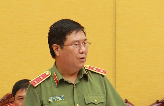 60.000 chiến sĩ công an sẽ được tập huấn chống tra tấn