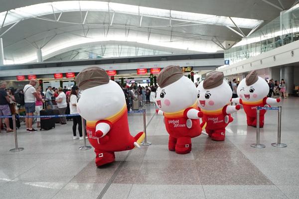Bay Vietjet cùng Amy tới Osaka, Nhật Bản