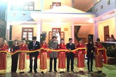 Agribank tài trợ xây trường mầm non ở Thái Nguyên