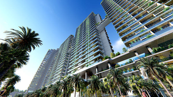 Người nước ngoài 'đỏ mắt' tìm căn hộ hạng sang Sky Villas