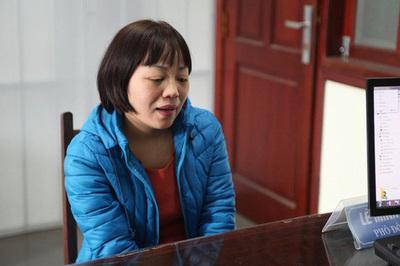 Khởi tố nữ phóng viên tống tiền 100.000 USD